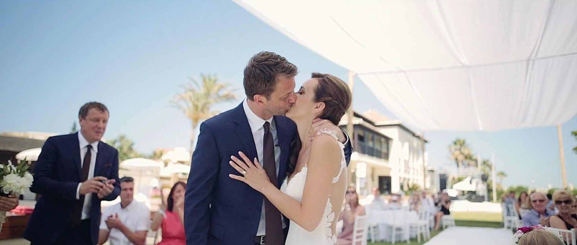 Destination Wedding Videographers Andalusia